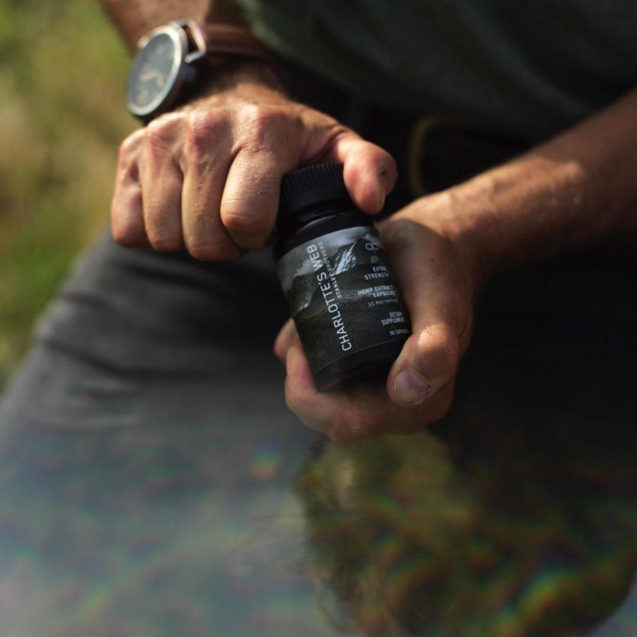 Buy CBD Capsules Online, Charlotte's Web 15mg CBD Oil Liquid Capsules
